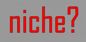 Indentify niche keywords